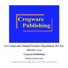 U.S. Crimes and Criminal Procedure Hyperlinked